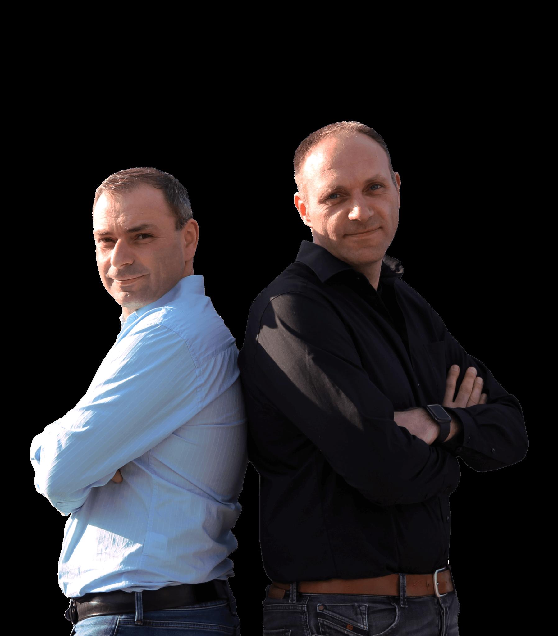 Jochen und Matthias Müller